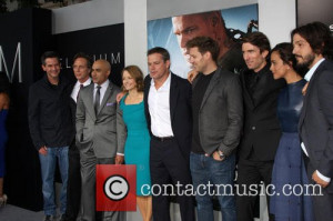 Simon Kinberg, William Fichtner, Faran Tahir, Jodie Foster, Matt Damon ...
