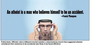 an anti-atheist billboar