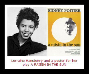 ... Lorraine Hansberry , premiered at the Ethel Barrymore Theater in New