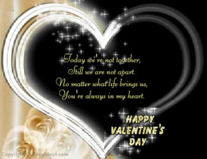 ... Happy Valentine Day 2014 Greeting Cards with Romantic Love Quotes (29