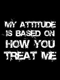 Attitude Quote Wallpaper