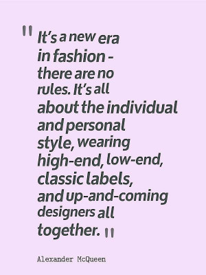 Top fashion quotes to live by!