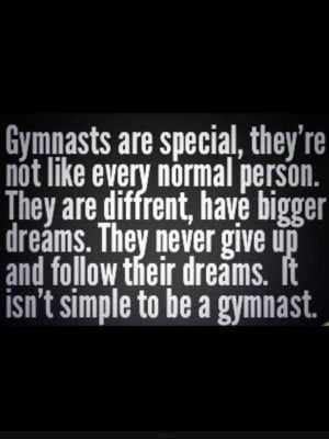 Gymnastics Sayings What is a gymnast?