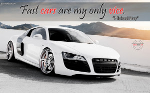 Fast Cars quote #2