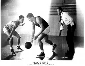 Hoosiers Movie Hoosiers, 1986 (gene hackman,