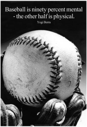 Funny Baseball Quotes From Movies Yogi berra funny baseball