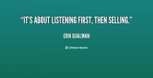 selling quotes source http quotes lifehack org quote erikqualman ...