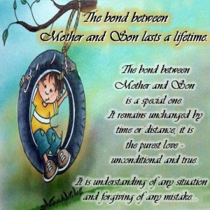 Mother And Son Poems And Quote The love between a mother and