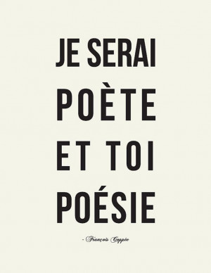 ll be the poet and you the poetry:)