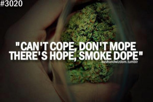 Girls Smoking Weed Tumblr Quotes