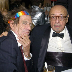 Re: Keith & Mick about Ahmet Ertegun, and the Beacon accident.