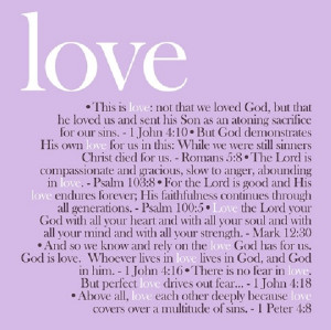 When you need to be reminded how much He loves you!