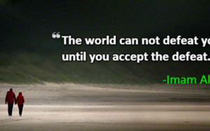 Hazrat Ali Quotes English