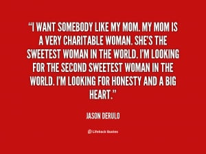 Quotes to My Mom