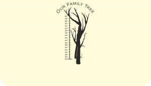 Details about Our Family Tree Quote Phrases & Sayings Vinyl Sticker ...