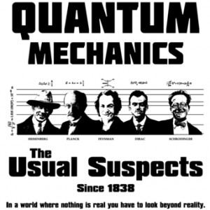Quantum Mechanics Quotes