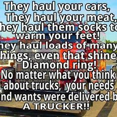 Truckers Wife Quotes | Truckers Wife