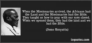 Jomo Kenyatta – Founding Father of the Kenyan Nation
