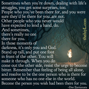 ... quotes about getting through life struggles being strong quotes