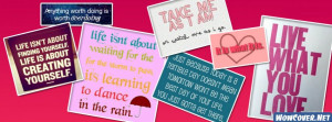 Quotes Collage Facebook Cover Facebook Cover