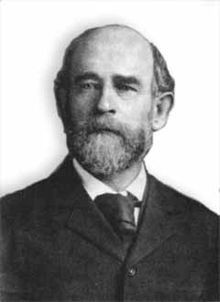 Henry George, author of Progress and Poverty.