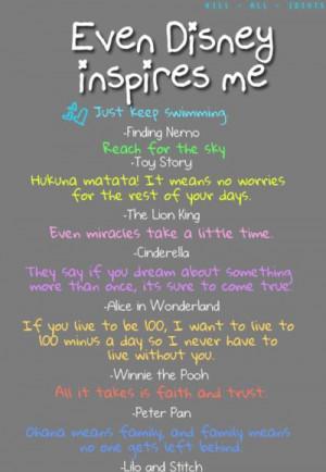 Disney Movie Quotes About Dreams Dream quotes d... disney movie
