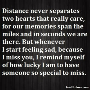 20 I Miss You Quotes