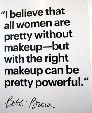 Makeup Quotes Tumblr Pretty makeup fashion quote