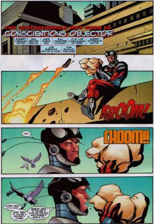 Comics : Civil War One Shots