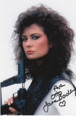 Jane Badler
