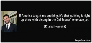 More Khaled Hosseini Quotes