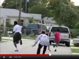 Miami Zombie Attack Video