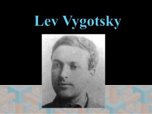 Lev Vygotsky Pictures