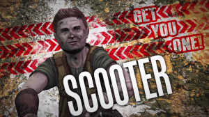 Scooter - Borderlands Wiki - Walkthroughs, Weapons, Classes, Character ...