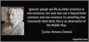 Ignorant People Quotes
