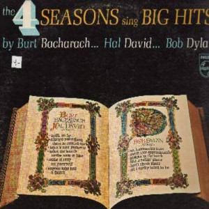 The Seasons Sing Big Hits...