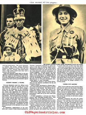 Princess Elizabeth Comes of Age (Click Magazine, 1944)