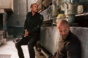 The Mechanic' Photo: Ben Foster and Jason Statham