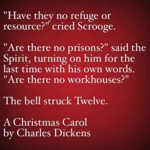 Quotes From a Christmas Carol