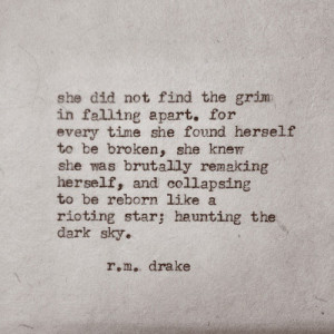 577 by Robert M. Drake #rmdrake @rmdrkBeautiful chaos is now ...