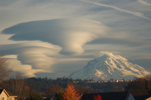 weather, lenticular, rainierclouds by_thompson