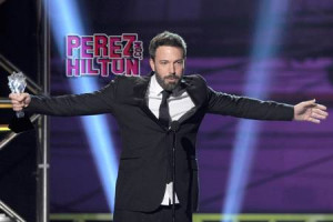 ... ' Choice Awards 2013: Ben Affleck Wins Bitter Quote Of The Night