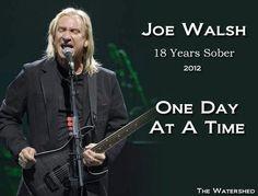 Life's been good to Joe Walsh so far! Congratulations to Joe Walsh on ...