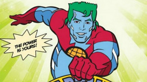Saturday Morning Cartoon! 'Captain Planet and the Planeteers'