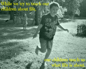 Country Sayings, Words of Wisdom, Inspirational Quotes: Children Teach ...
