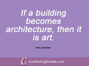 11 Quotes And Sayings From Arne Jacobsen