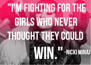 nicki minaj, quotes, text