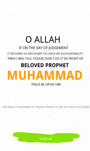 on the day of judgement
