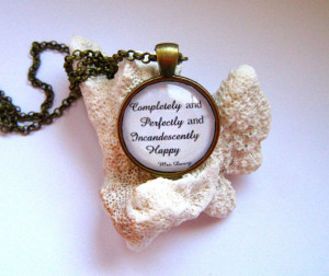 Pride and Prejudice Quote..Jane Austen..Mrs. Darcy Quote..Completely ...