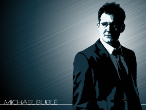 Michael Buble by Hielasangre